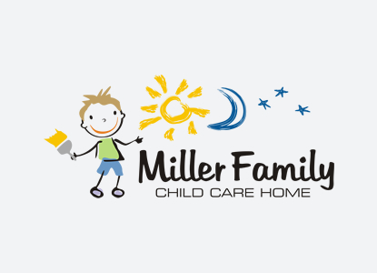 Child Care Logo Design | Daycare Logo Design | Child Care Logos